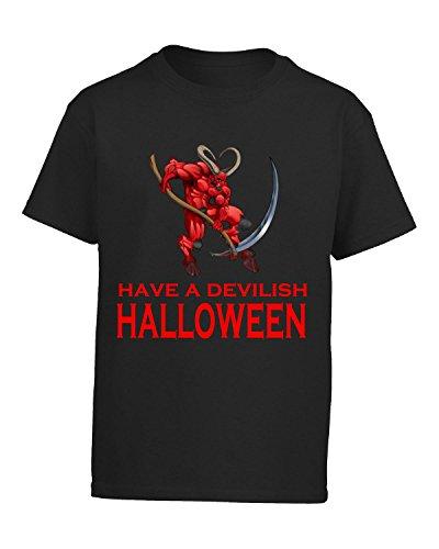 Satan (Jersey Girl Halloween Costume Ideas)