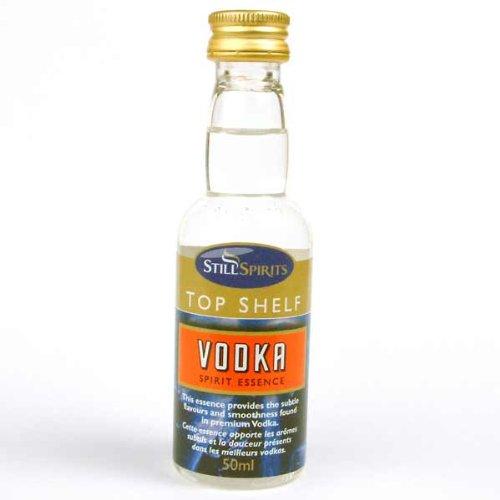 Top Shelf Vodka - Still Spirits - Top Shelf Vodka