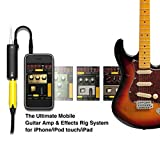 Qingsi 4 Pack Guitar Effects Interface Adapter