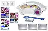 Easy Bake Ultimate Oven Bundled with 1 Red Velvet & Strawberry Cakes Refill Mix, 1 Chocolate Truffles Refill Mix, 1 Mini Whoopie Refill Mix & 4 Baking Pans