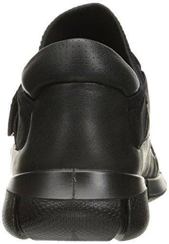 Basse Nero da ECCO 1 Scarpe Donna Ginnastica Black Black Intrinsic q11Xn0