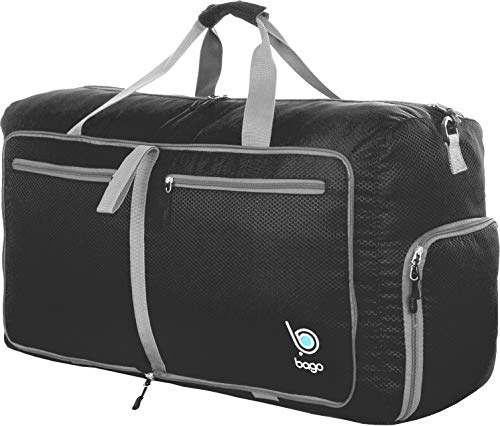 - Bago 60L Packable Duffle bag for women & men - 23