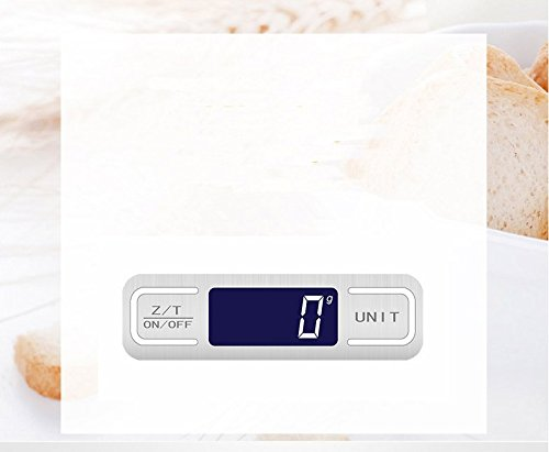 Cucsaist Básculas De Cocina Balanzas Electrónicas Balanzas para Hornear Balanzas Portátiles De Precisión Pequeña Balanza Doméstica Balanzas Electrónicas ...