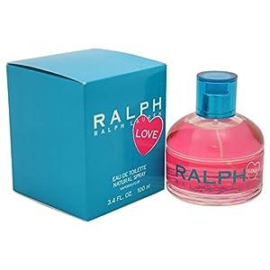 8. Ralph Lauren Ralph Love Eau de Toilette Spray for Women, 3.4 Ounce