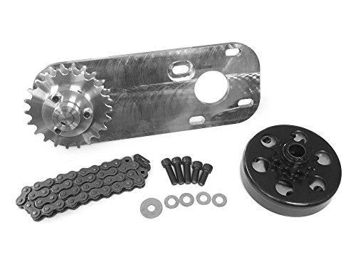 79cc transmission/torque converter for predator engine, 4-stroke
