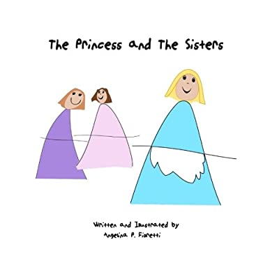 The Princess and The Sisters: A sweet story of a princess who works through some troubles with her grumpy sisters, some friendly mice and a mischievous black cat named Christopher. A retake on a classic, re-imagined through the eyes of a 6 year old girl.