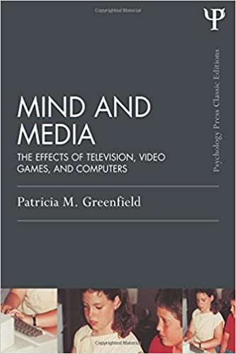 mind and media psychology press routledge classic editions
