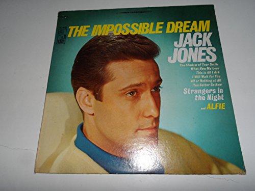 Jack Jones, the Impossible Dream, 7½ Ips, Pre-recorded, Reel-to-reel Tape