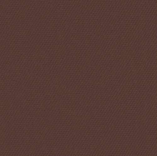 Pool Table Cloth, Chocolate Brown, 8 Ft.