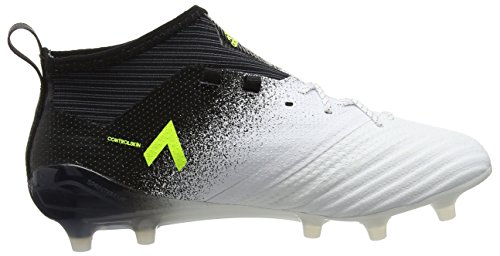 Ace Solar de 1 adidas Yellow Black White Chaussures Footwear FG 17 Core Football Homme Blanc PqXSXUdwx
