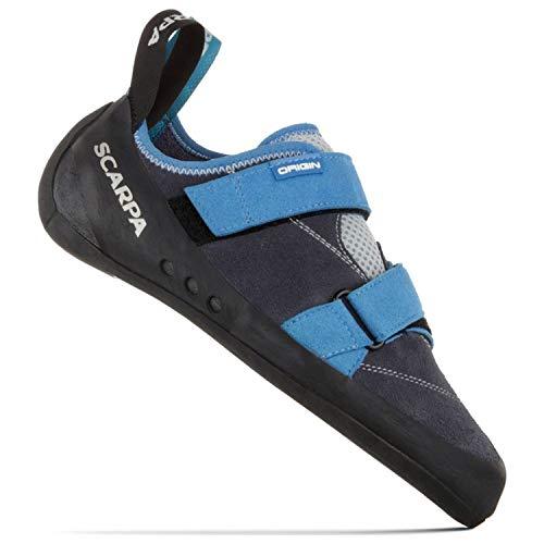 SCARPA Origin Climbing Shoe-U, Iron Gray, 45 EU/11.5 M US