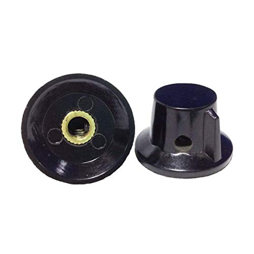 bs for 6mm Dia. Shaft for Potentiometer Switch Knob ()