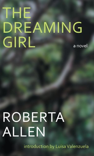 book cover of The Dreaming Girl