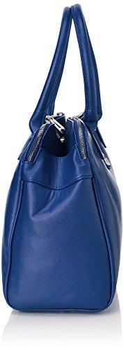 Christian Lacroix - Borsa a tracolla Mcl561b7809 Donna, Blu (Bleu (2709 Bleu)), Taglia unica