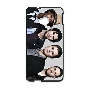 HTC One M7 Cell Phone Case Covers Black Keane EIL