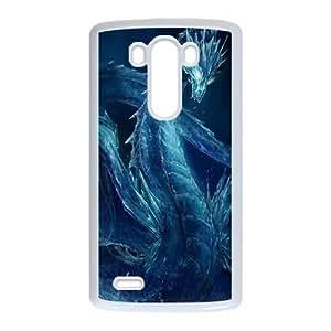 LG G3 Phone Case White Bleachs ES7TY7893616