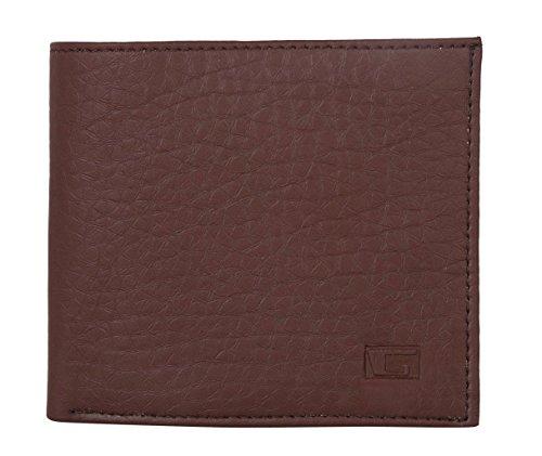 GW1027-Brn Bi-Fold Sleek design