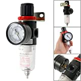 3 4 in water pressure regulator - uxcell Air Filter Combination Regulator Reduce Valve AFR-2000