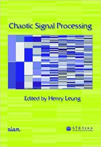 Chaotic Signal Processing