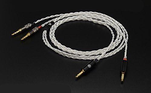 [해외]Gotor® PHA3 균형 케이블 T5p 2nd T1 2nd HA-SW01 HA-SW02 헤드폰 해당 교체 케이블 헤드폰 リケ?ブル PHA-3 / Gotor® PHA3 Balance Cable T5p 2nd T1 2nd HA-SW01 HA-SW02 Headphone Compatible Replacement Cable Headphone scable PHA-3