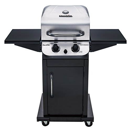 Char-Broil Performance 300 2-Burner Cabinet Liquid Propane Gas Grill- Stainless