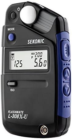 Sekonic L-308X-U Flashmate Light Meter (401-305) 41KNfheNG1L