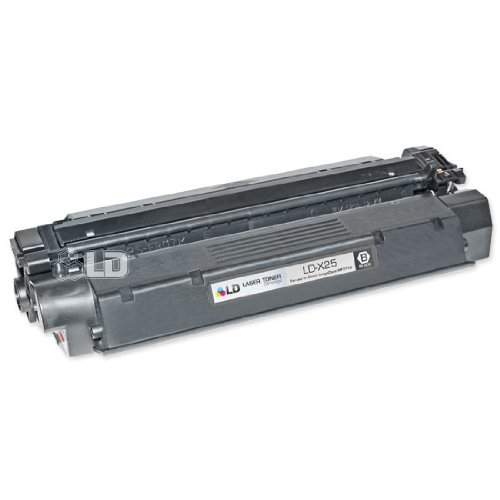 LD © Remanufactured Black Laser Toner Cartridge for Canon 8489A001AA (X25), Office Central
