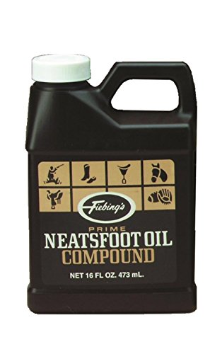 (DPD Prime NEATSFOOT Oil Compound - 16 Ounce)