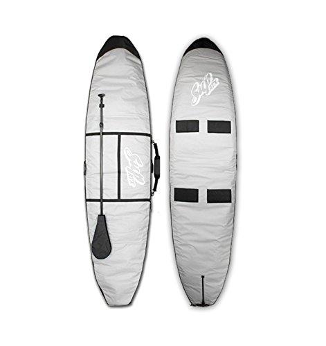 SUPATX Deluxe Paddleboard Bag, Grey, 10'0'' by Sup ATX (Image #1)'
