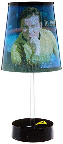 Westland Giftware Kirk Acrylic Tube lamp