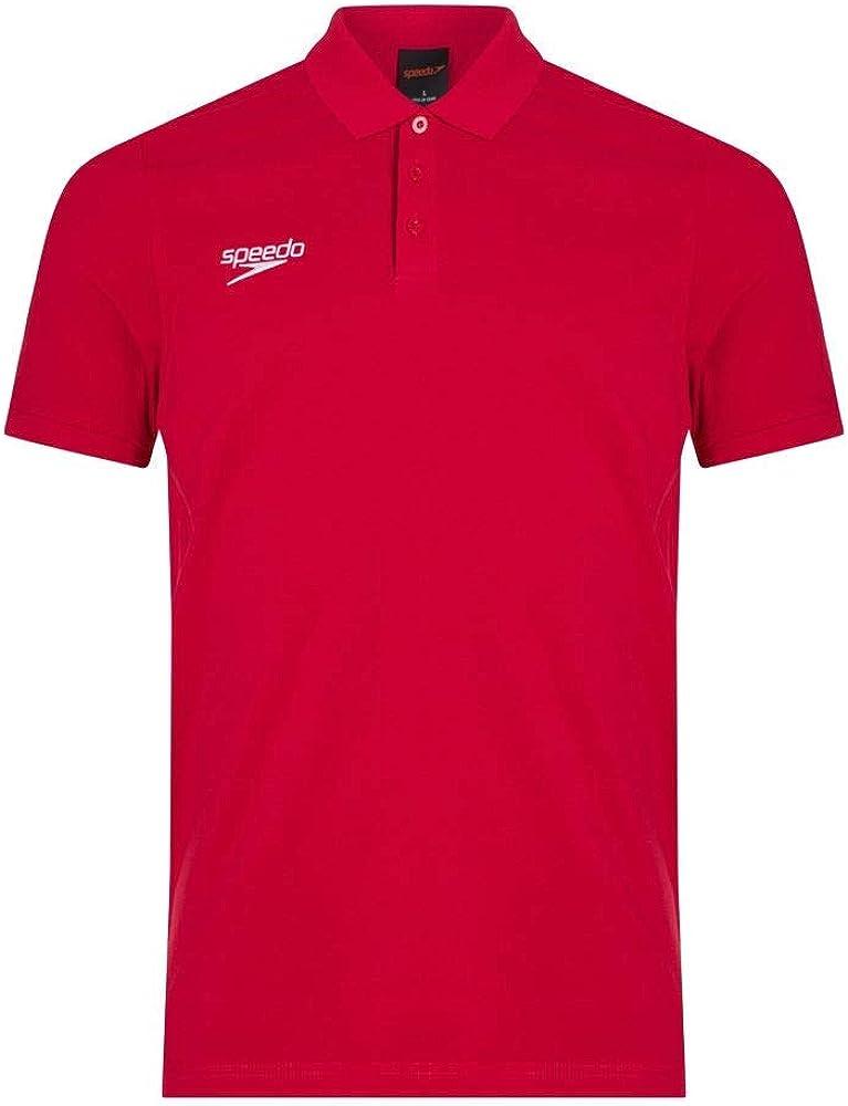 Unisex Adulto Speedo Polo Camiseta