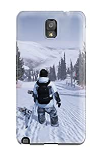 Laurie Crisci Design High Quality Shaun White Snowboarding Cover Case With Excellent Style For Galaxy Note 3