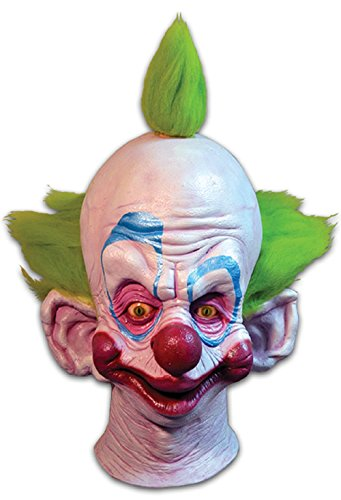 Killer Klowns Costumes (KILLER KLOWNS FROM OUTER SPACE - SHORTY MASK)