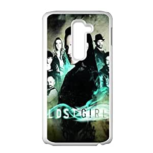 LostGirl HILDA0054828 Phone Back Case Customized Art Print Design Hard Shell Protection LG G2