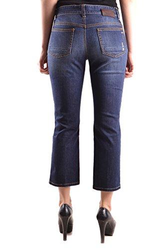 Reign Jeans Donna MCBI384027O Cotone Blu