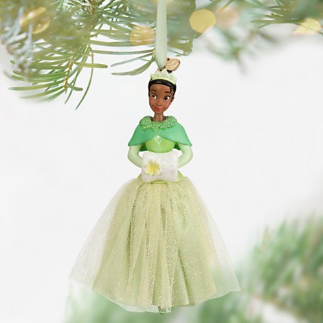 Disney Princess Tiana Sketchbook Ornament Princess and the Frog