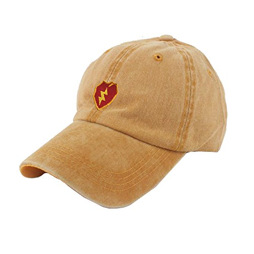 Jacqne US Army 25th Infantry Division Embroidery 100% Cotton Pigment Dyed Low Profile Six Panel Cap Hat