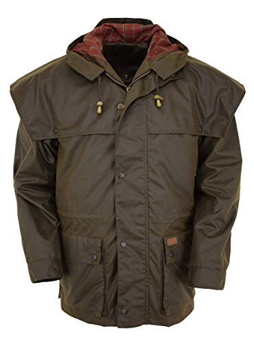Outback Trading Swagman Jacket SM Bronze