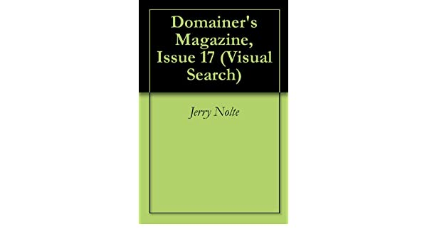 Domainers Magazine, Issue 17 (Visual Search)