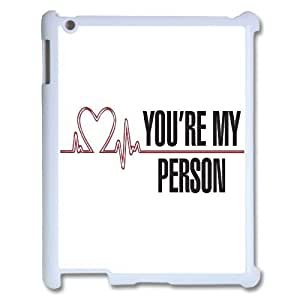 Chinese You Are My Person Customized Case for iPad2,3,4,diy Chinese You Are My Person Phone Case