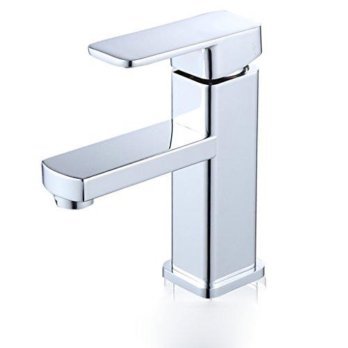 YI YA YA - Single Hole Basin Faucets Hot & Cold Faucets Sitting Sinks Basin Faucets All Copper Interface Baths Bathroom Washbasin Faucets