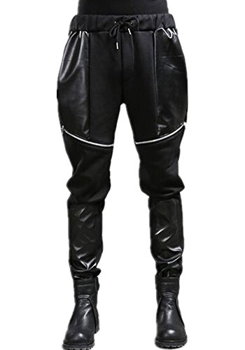 Sport Leather Pant - 3