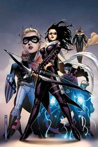 Young Avengers #10 ebook