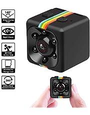 Mini videocamera SQ11 HD 1080P Videocamera Sport Mini DV Videoregistratore Spia Telecamere con visio