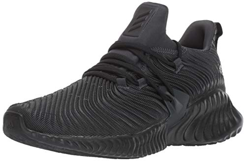 Adidas Kids Alphabounce Instinct, Carbon/Core Black/Carbon, 2 M US Little Kid by adidas (Image #1)