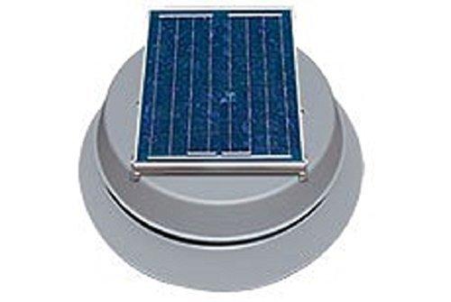 Natural Light Energy Systems Solar Attic Fan - 9