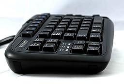Goldtouch GTU-0088 V2 Adjustable Comfort Keyboard Plus Jestik Microfiber Cloth - Value Bundle