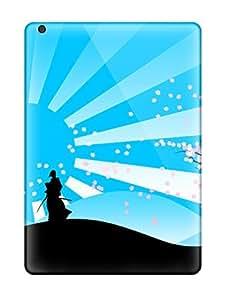 Ipad Air Vector Print High Quality Tpu Gel Frame Case Cover
