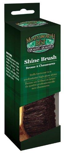 Moneysworth & Best Shoe Shine Brush (Shoe Shine Equipment)
