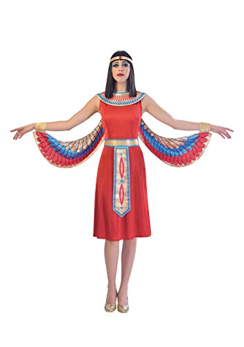 Spartan Goddess Costume (SP Funworld Women's Egyptian Costume Greek Goddess Fancy Cleopatra Costume)